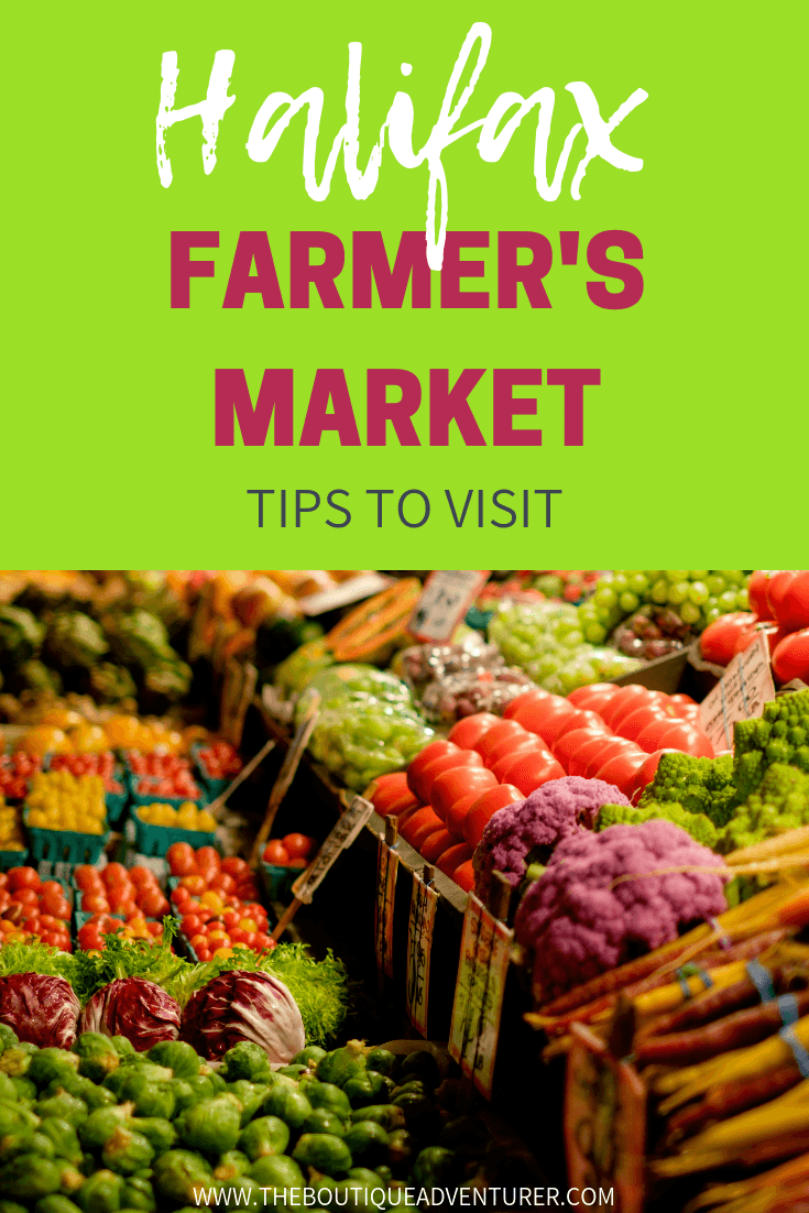 I love visiting Farmers Markets! There are usually opportunities to try lots of delicious and interesting things and they do tend to be very photogenic. Read this post to have a genuinely local experience and the fabulous Halifax Farmers Market in Canada. #explorecanada #canada