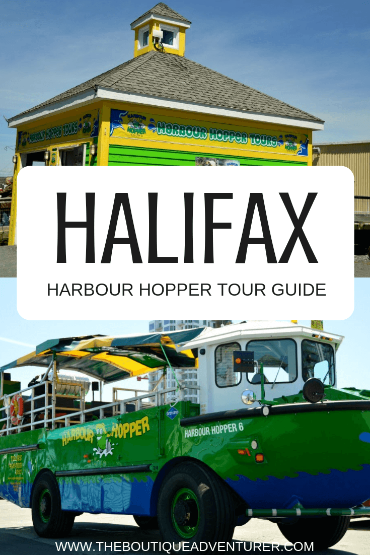 The Harbour Hopper Halifax is No 1 for good reason - here is your advance planning guide to having a fantastic time on this great tour