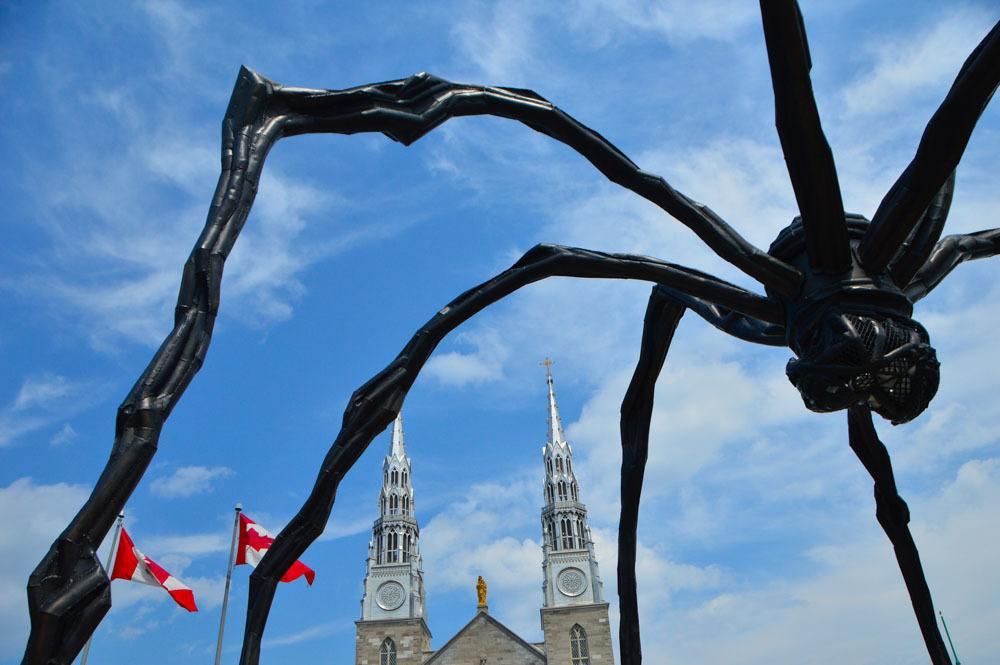 canada_ottawa_spider-sculpture
