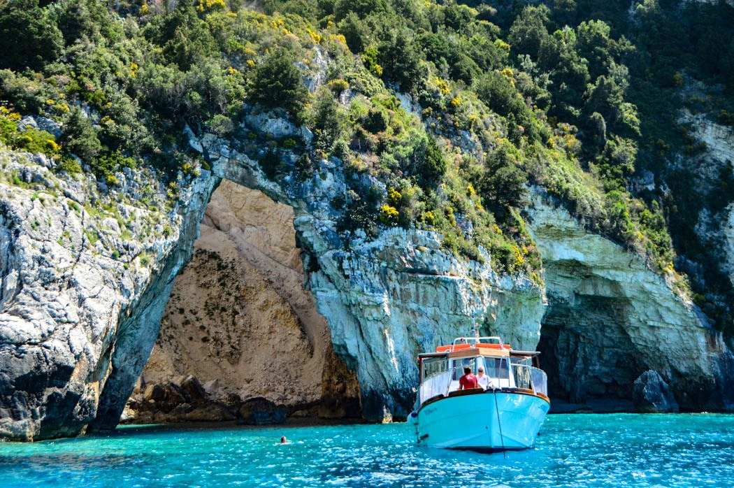 greece_paxos_boat-cave