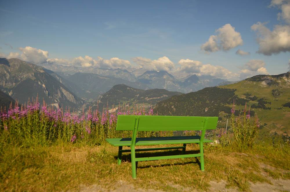 switzerland_verbier_bench