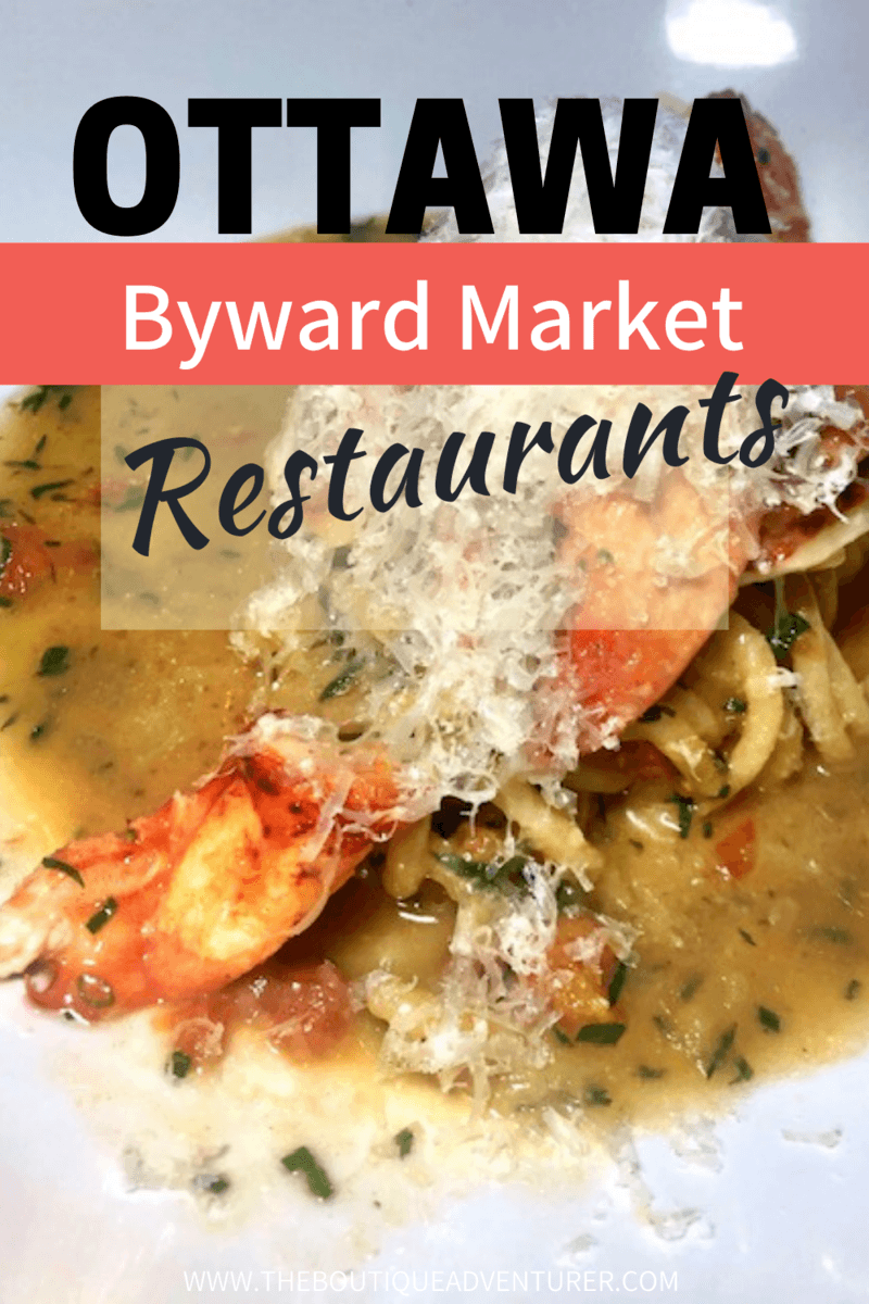 There has been a huge growth in restaurants in Ottawa in recent years. There are some great Mexican restaurants, steak restaurants, burger restaurants and so much more in the food focussed Byward Market area of Ottawa #bestrestaurantsinottawa #restaurantsinottawa