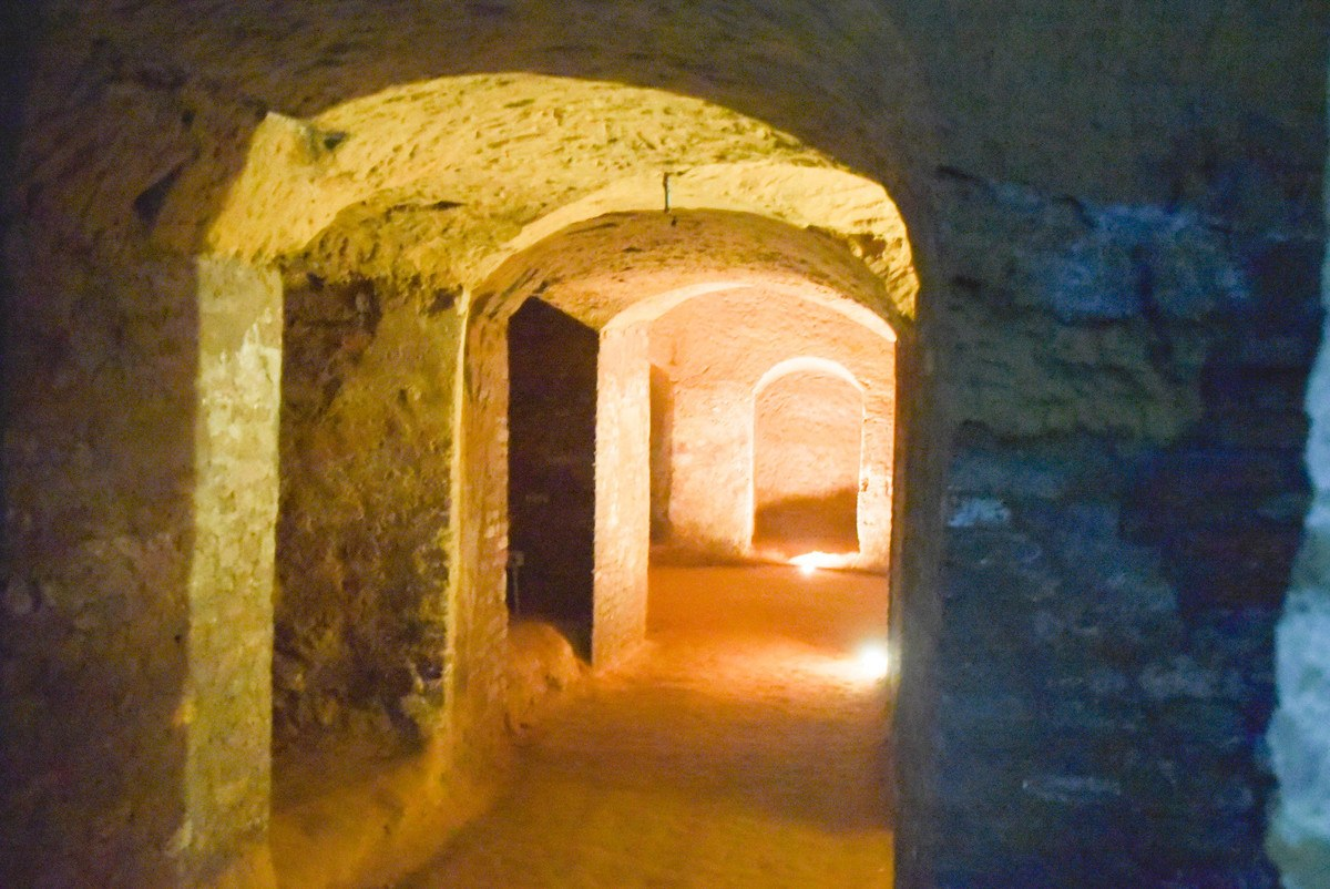 Italy_santarcangelo_di_romagna_caves