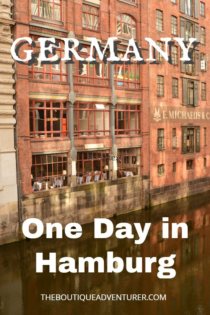 Germany's second biggest city has so much on offer! Here is your complete guide to how to spend one day in Hamburg - where to eat, sleep and go! #germany #hamburg