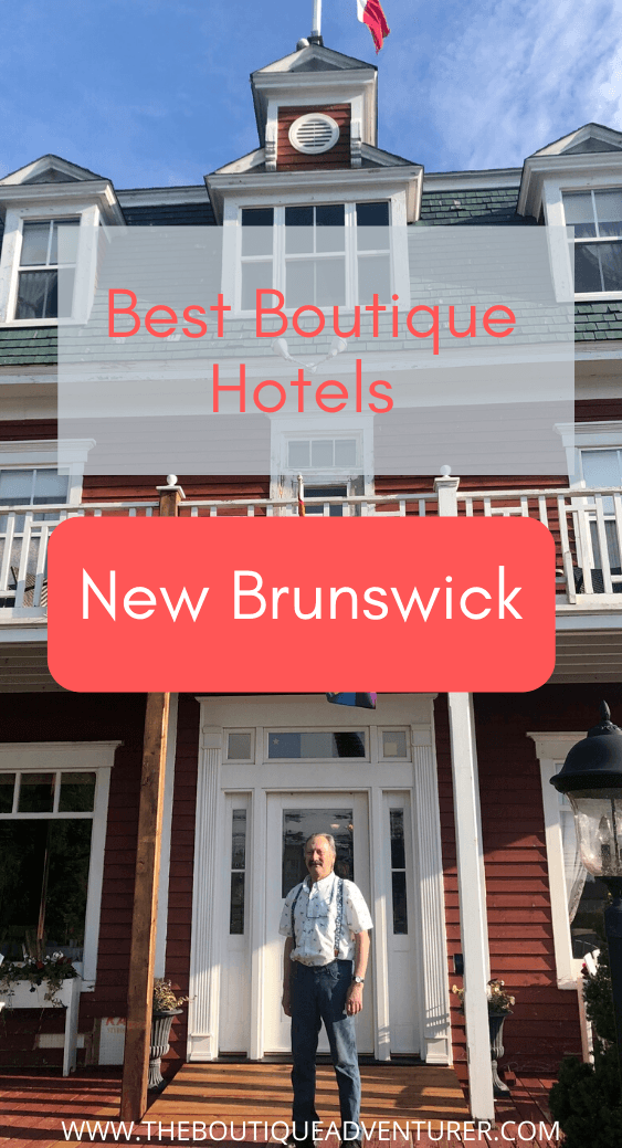 Hotel Paulin is a classic Victorian hotel which was built in New Brunswick in 1891 and is still owned and operated by the Paulin family! It is on the lovely Acadian Peninsula in the north of New Brunswick on the Bay of Chaleur and it was the first hotel in the area. This is a historic New Brunswick boutique hotel. #newbrunswick #newbrunswickhotels