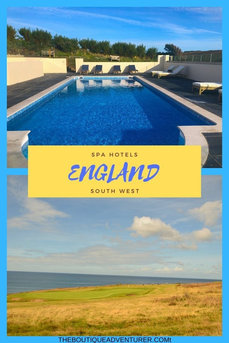 Looking for some great options for Spa Hotels South West England? Here are 2 great options - 1 in Devon and 1 in Cornwall #cornwall #devon #england