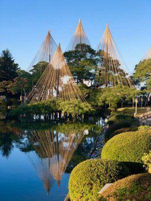 japan_kanazawa_kenrouken-trees