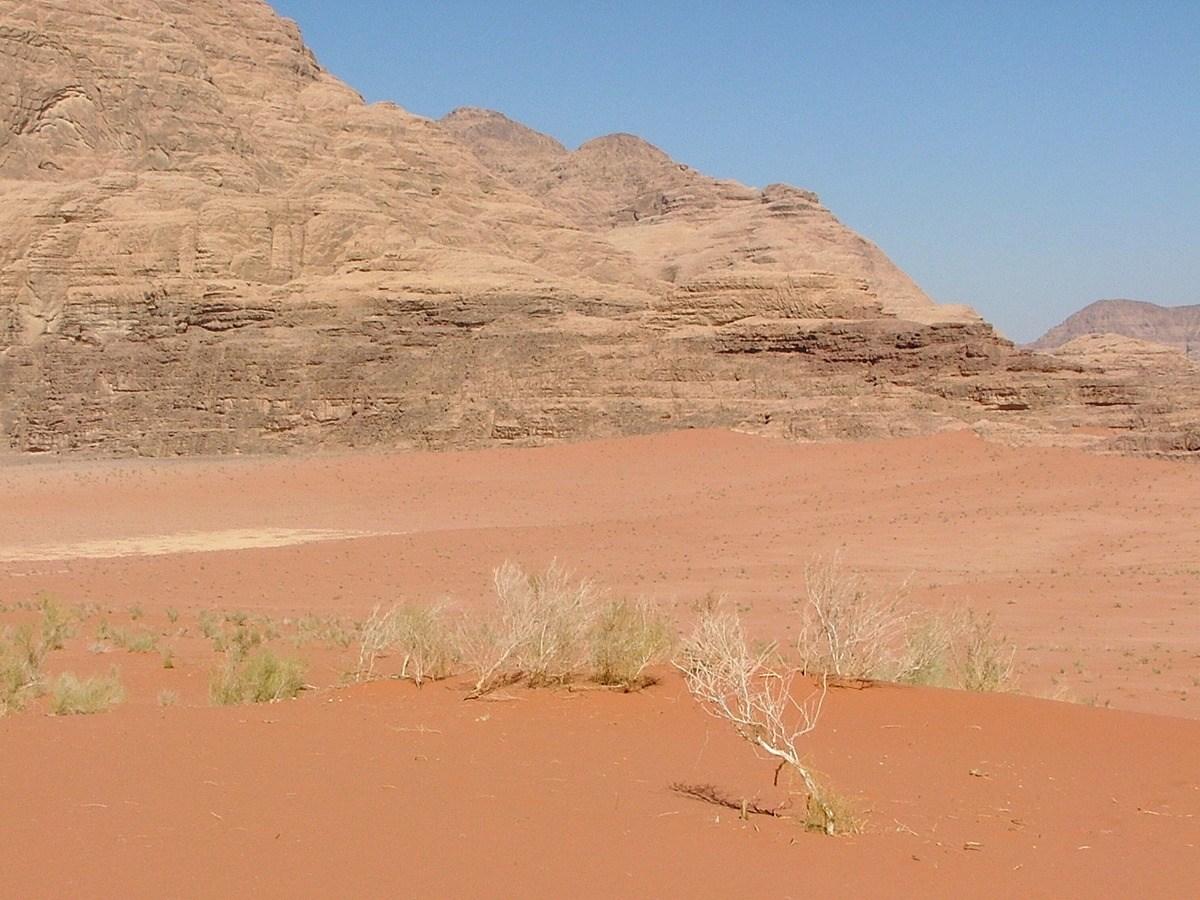 Jordan-Wadi-Rum-sand-and-stone