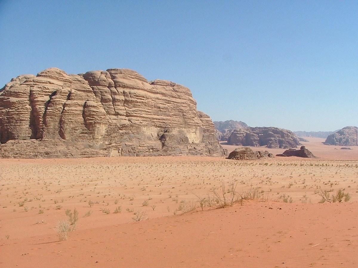 Jordan-Wadi-Rum-landscape