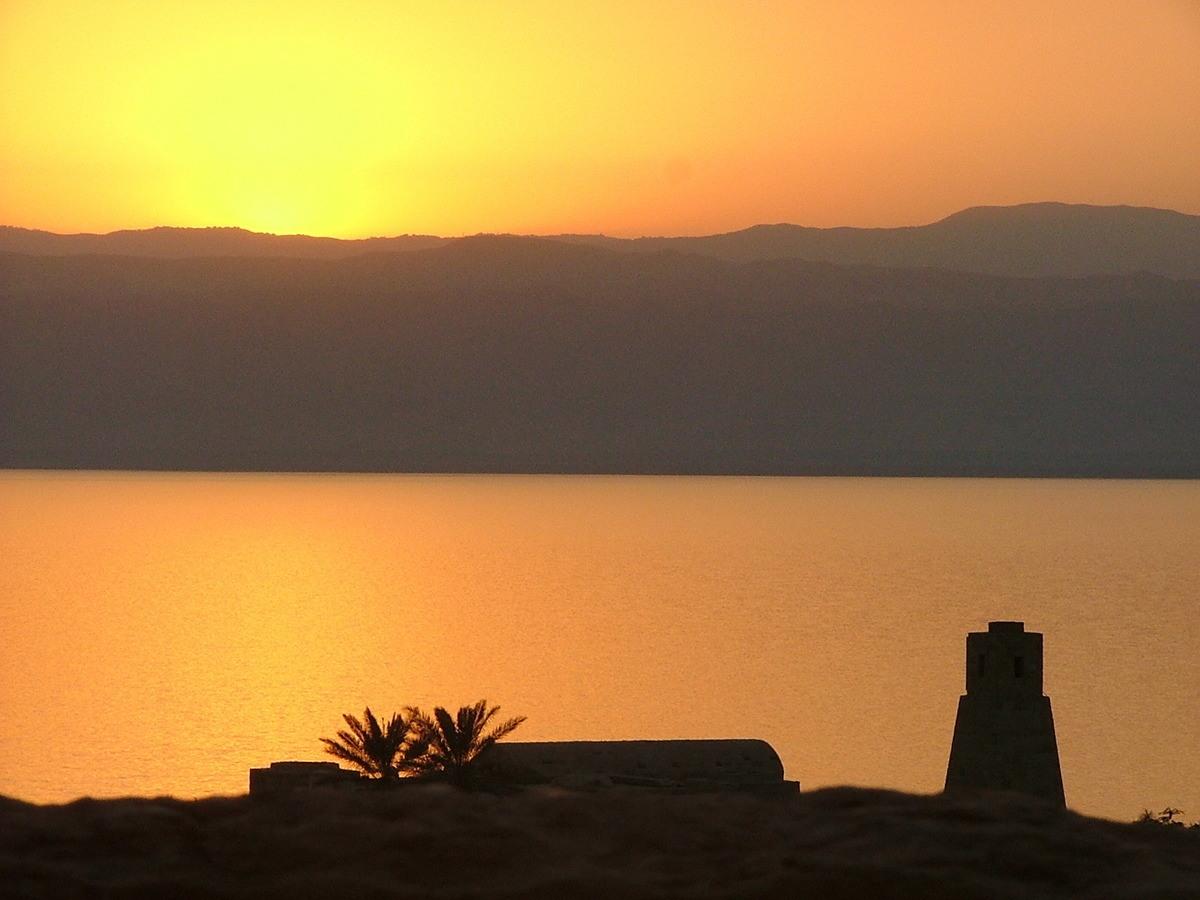 jordan-dead-sea-sunset