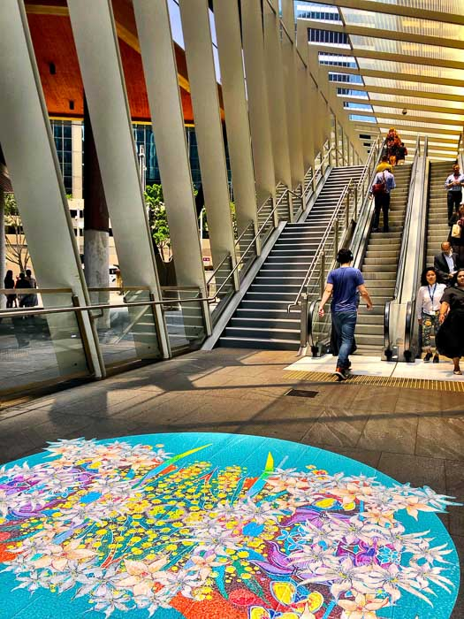 sydney_barangaroo_escalator-art