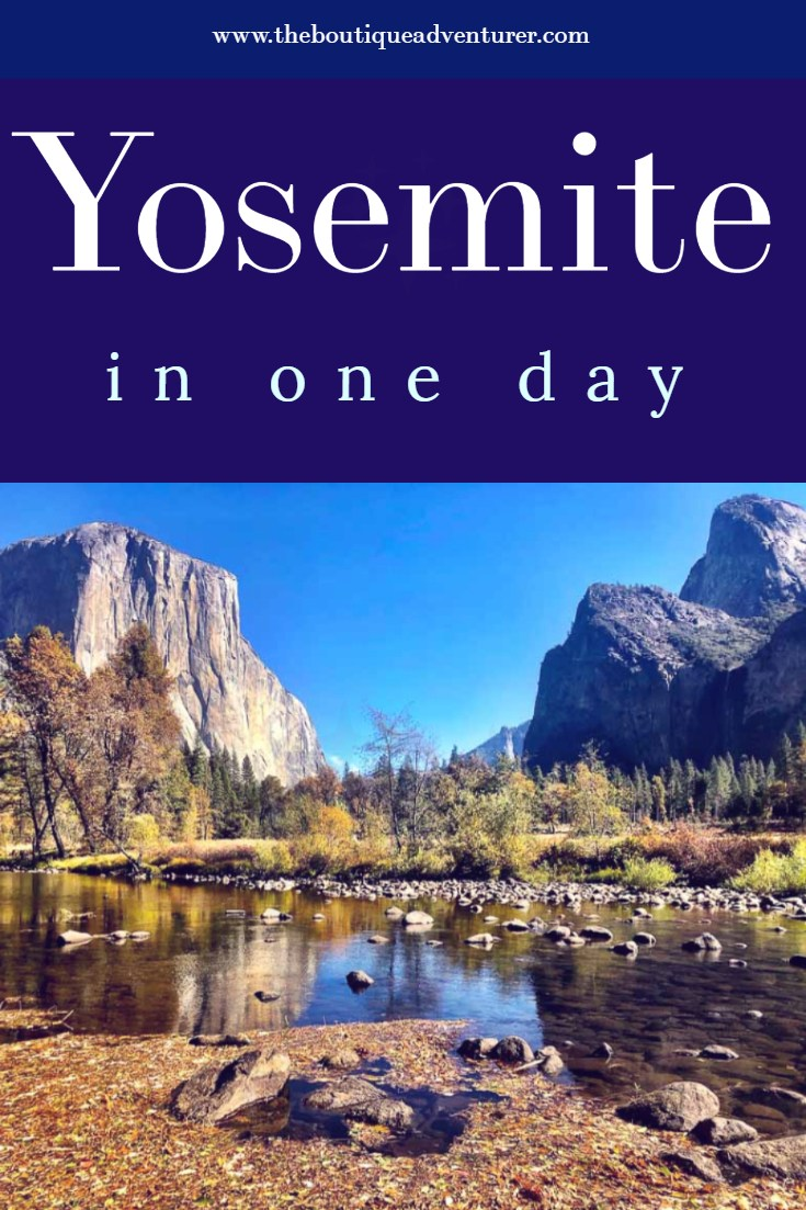 Looking to visit Yosemite in One Day? This post covers the key Yosemite sights and things you need to know - from weather to itineraries - for a great day #yosemite