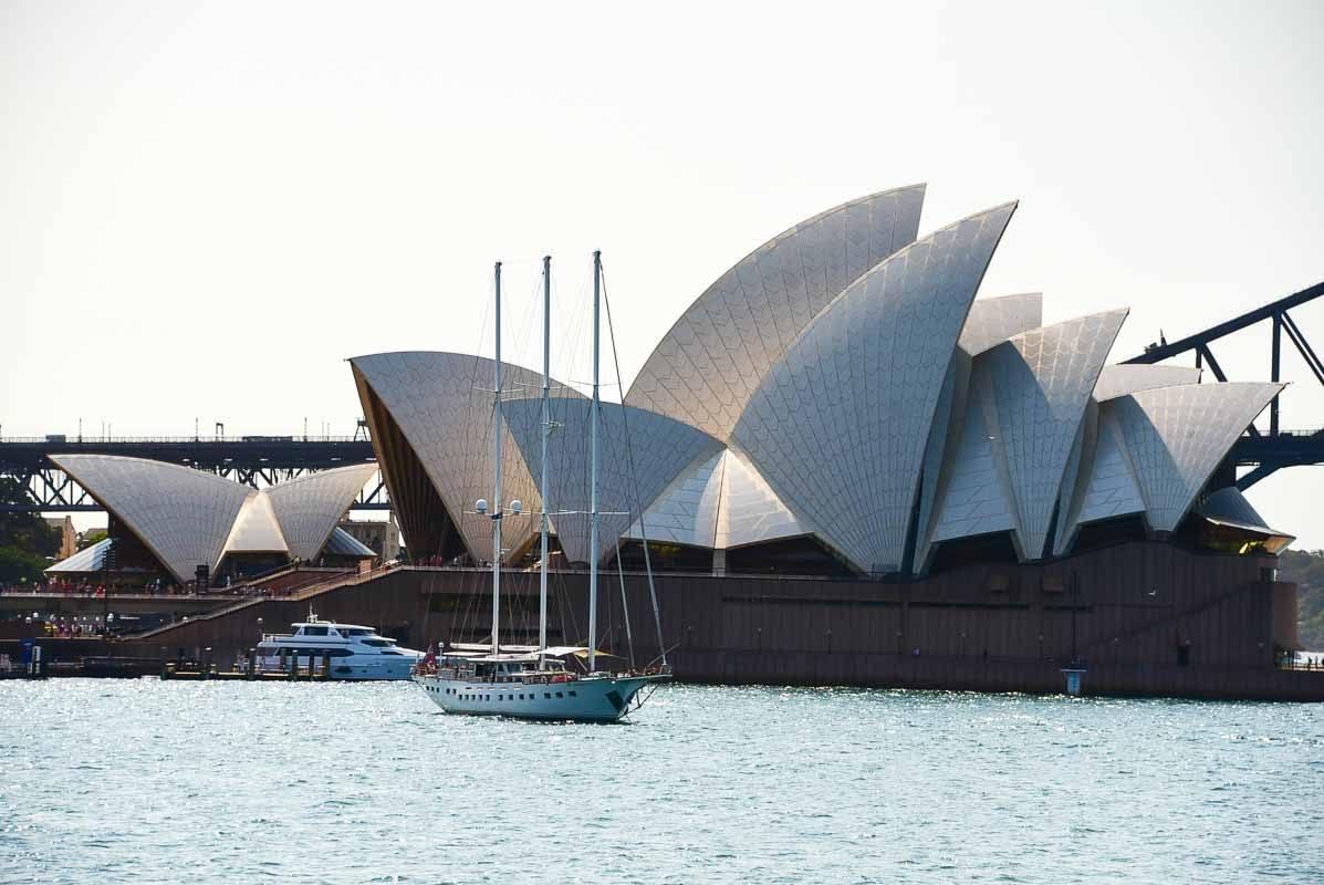 Australia_sydney_opera-house an Australian landmark