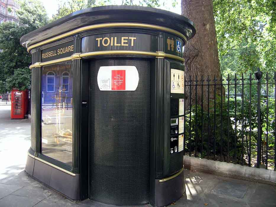 London Loo Russell Square