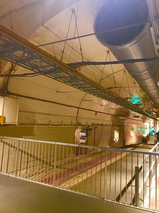 London_postal-museum-inside