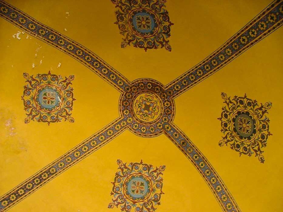turkey_istanbul_aya-sofya_ceiling
