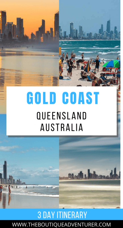 The Gold Coast of Queensland is home to some of Australia's most beautiful beaches like Burleigh Heads, Broadbeach, Coolangatta and so many more. Plan your trip to them with my Gold Coast Itinerary for Adults. #goldcoastaustralia #goldcoastbeach
