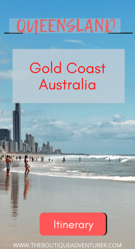 BroadBeach is one of the best-known beaches on the Gold Coast and perfect for adults looking for golden sands, blue water and a decent latte! Read more about Broadbeach and other great things for adults to do in my Gold Coast Itinerary. #goldcoastphotography #goldcoasbroadbeach