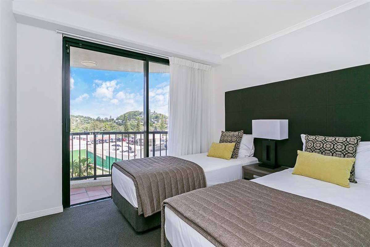Mantra Coolangatta Beach Bedroom