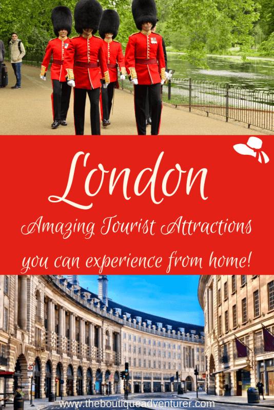 Queen's guards walking through London's St James Park and Regent street london England