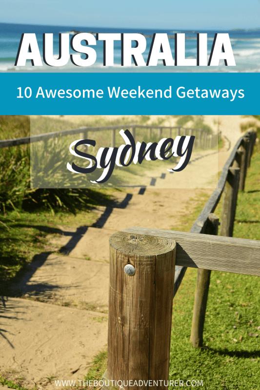 steps down to the beach in sydney australia