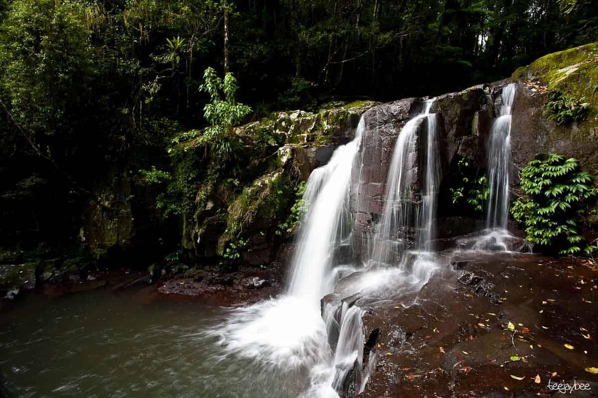 Bahnamboola Falls at Lamington Park