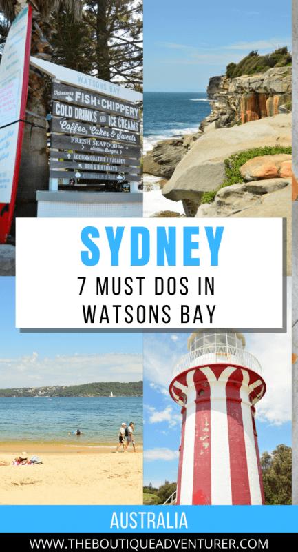 watsons bay signs, the gap walk, watsons bay beach and the gap sydney australia