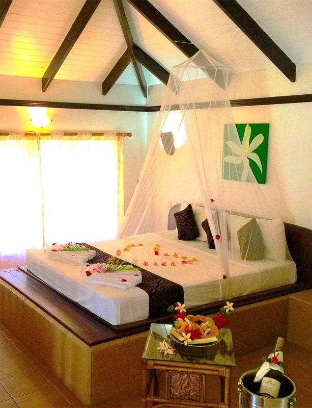 Amoa Resort Room Samoa