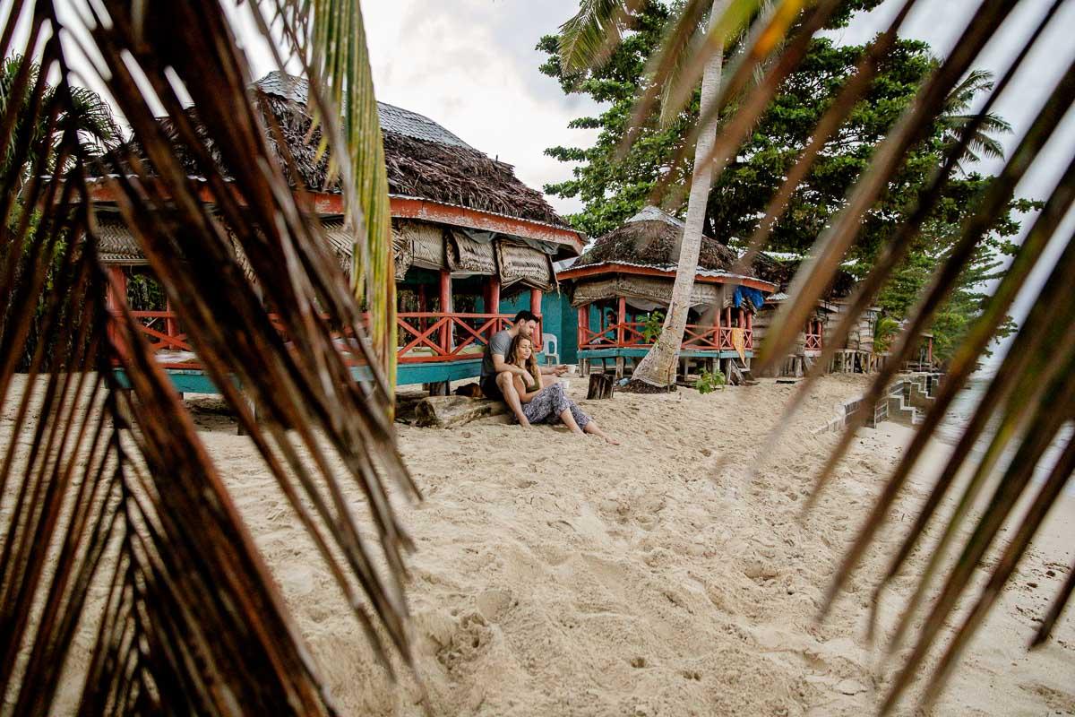 Beach Fale Samoa