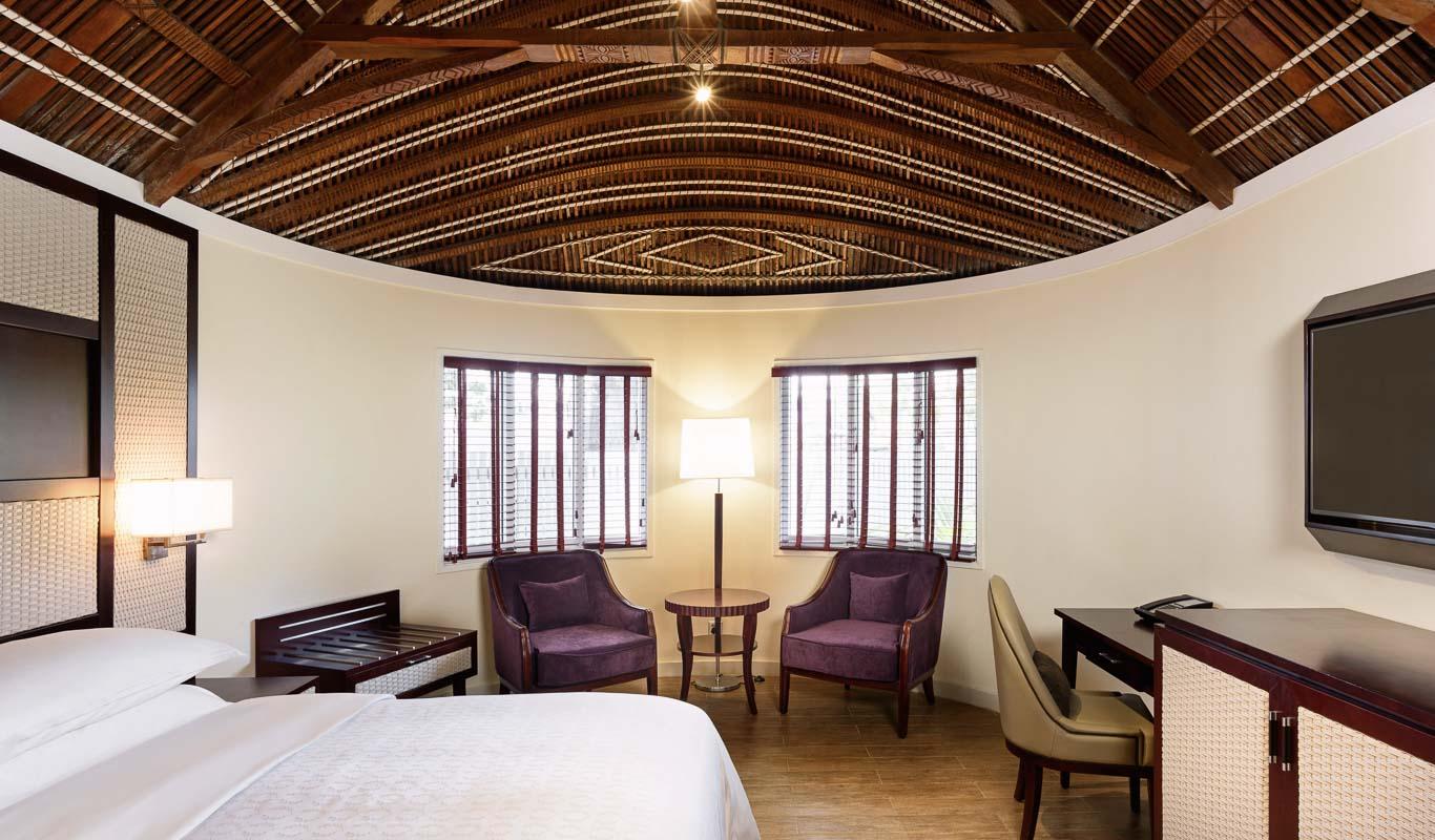 Sheraton Aggie Greys Hotel & Bungalow Room Samoa