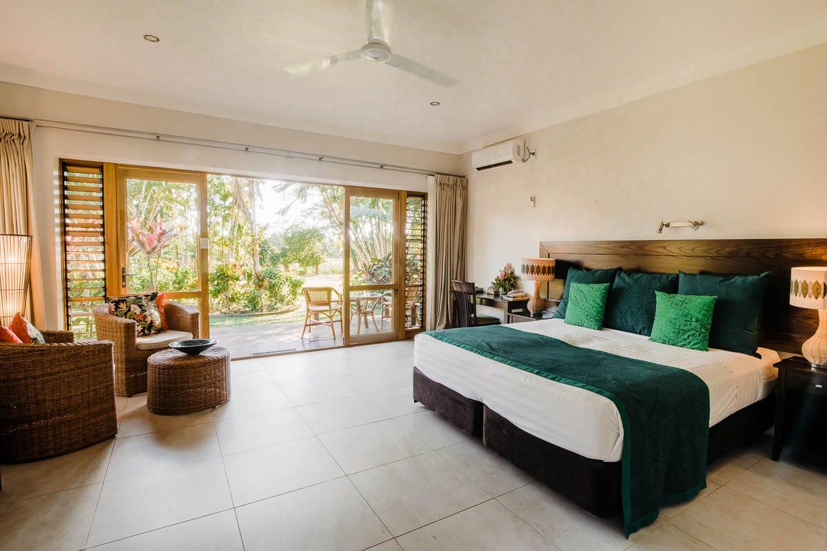 Room at Sinalei Samoa