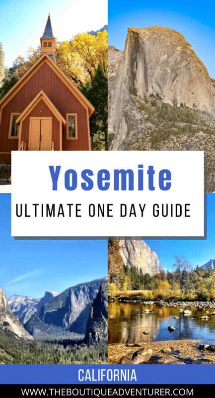images of yosemite national park california