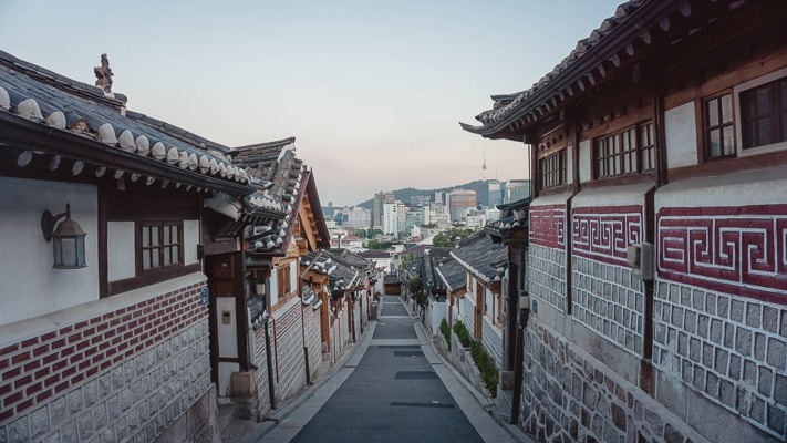 back streets of seoul korea