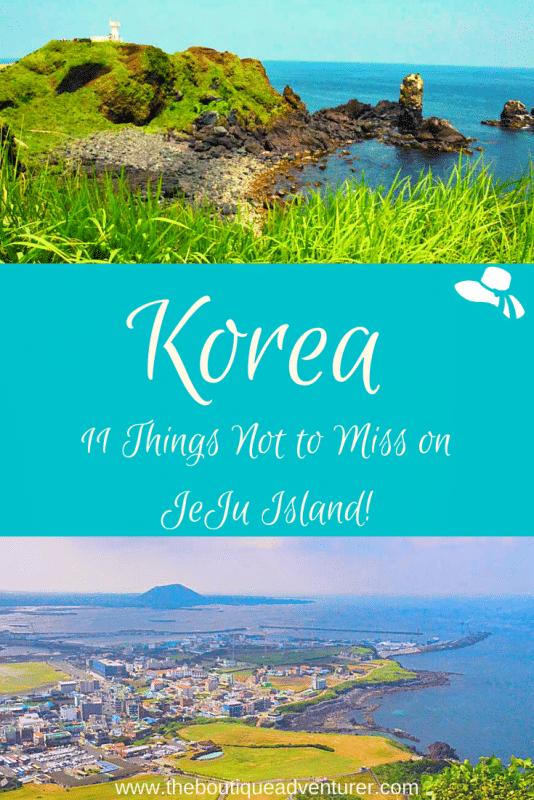 images of nature on Jeju island south korea