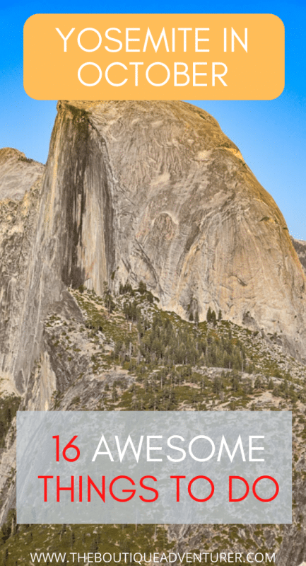 El Capitain in Yosemite National Park