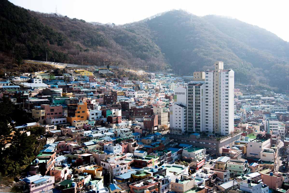 City of Busan