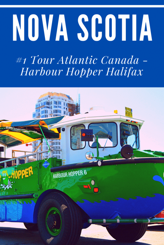 the halifax harbour hopper boat