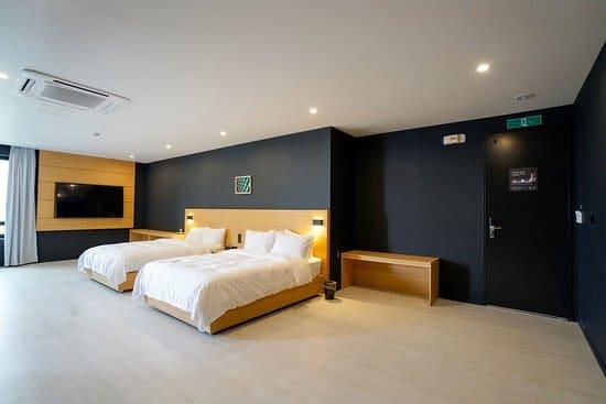 mipo oceanside hotel room busan korea