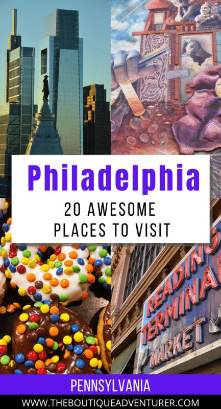 photogenic images of Philadelphia