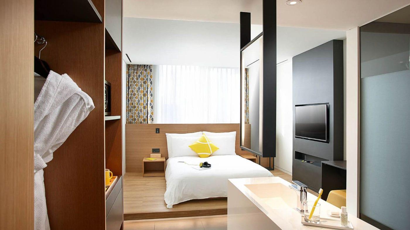 room at myeondong L7 seoul