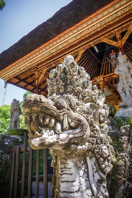Gunung Kawi funerary temple complex, Tampaksiring, Ubud, Bali, Indonesia