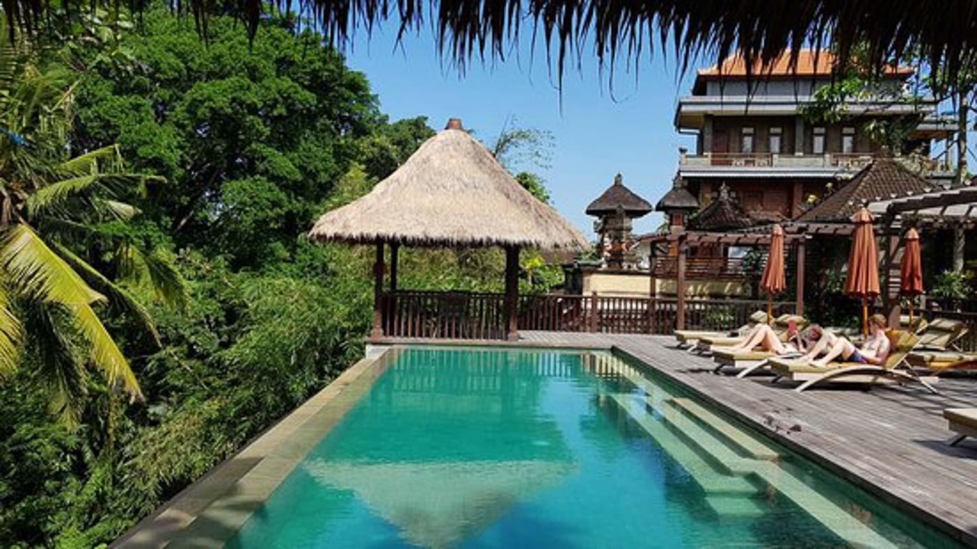Indonesia - Bali - Ubud -Adiwana Resort