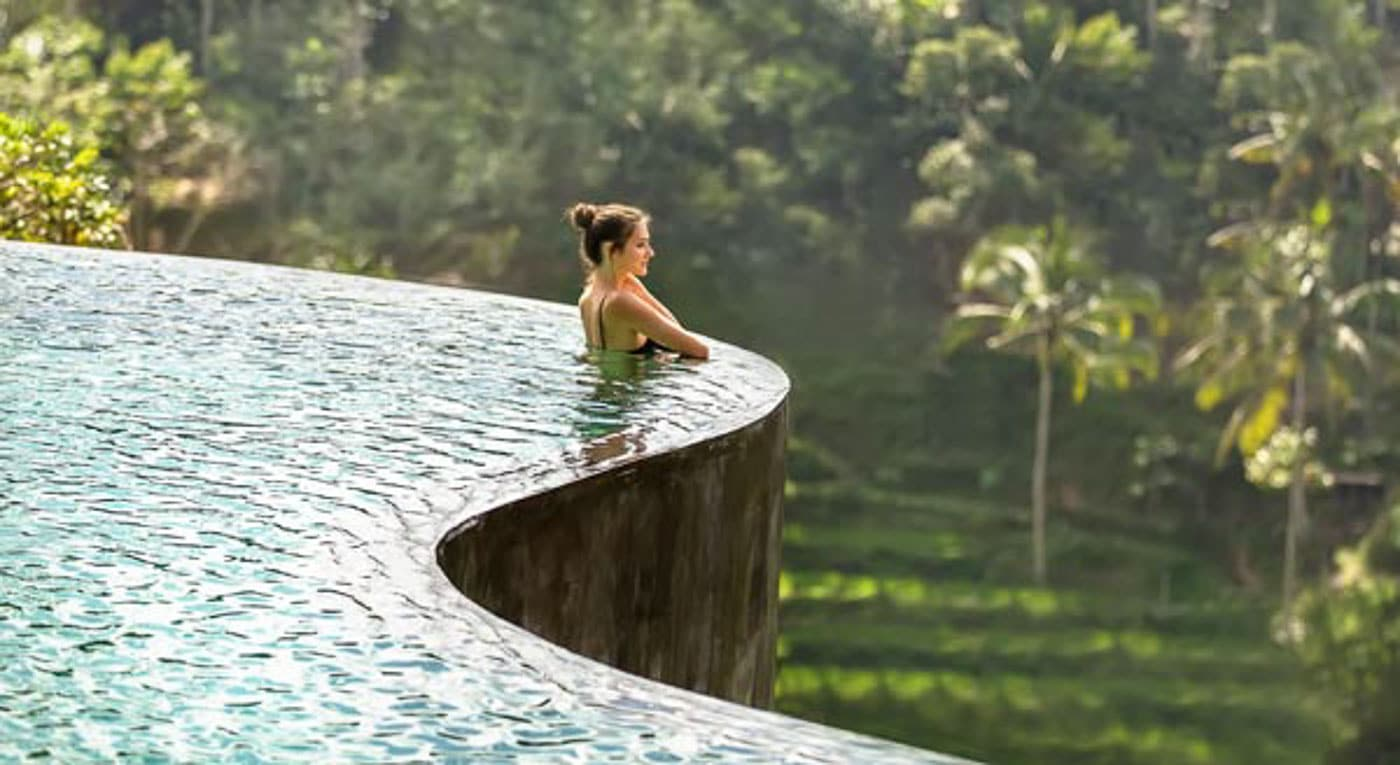 Indonesia - Bali - Ubud -Kayon Resorr 1