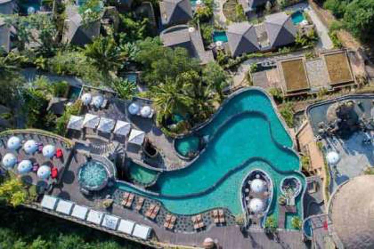 Indonesia - Bali - Ubud - Kayon Resort