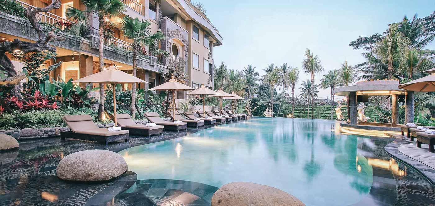 Indonesia - Bali - Ubud - Kuwarasan Resort 1