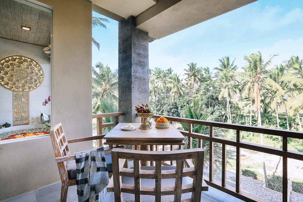 Indonesia - Bali - Ubud - Kuwarasan Resort 2