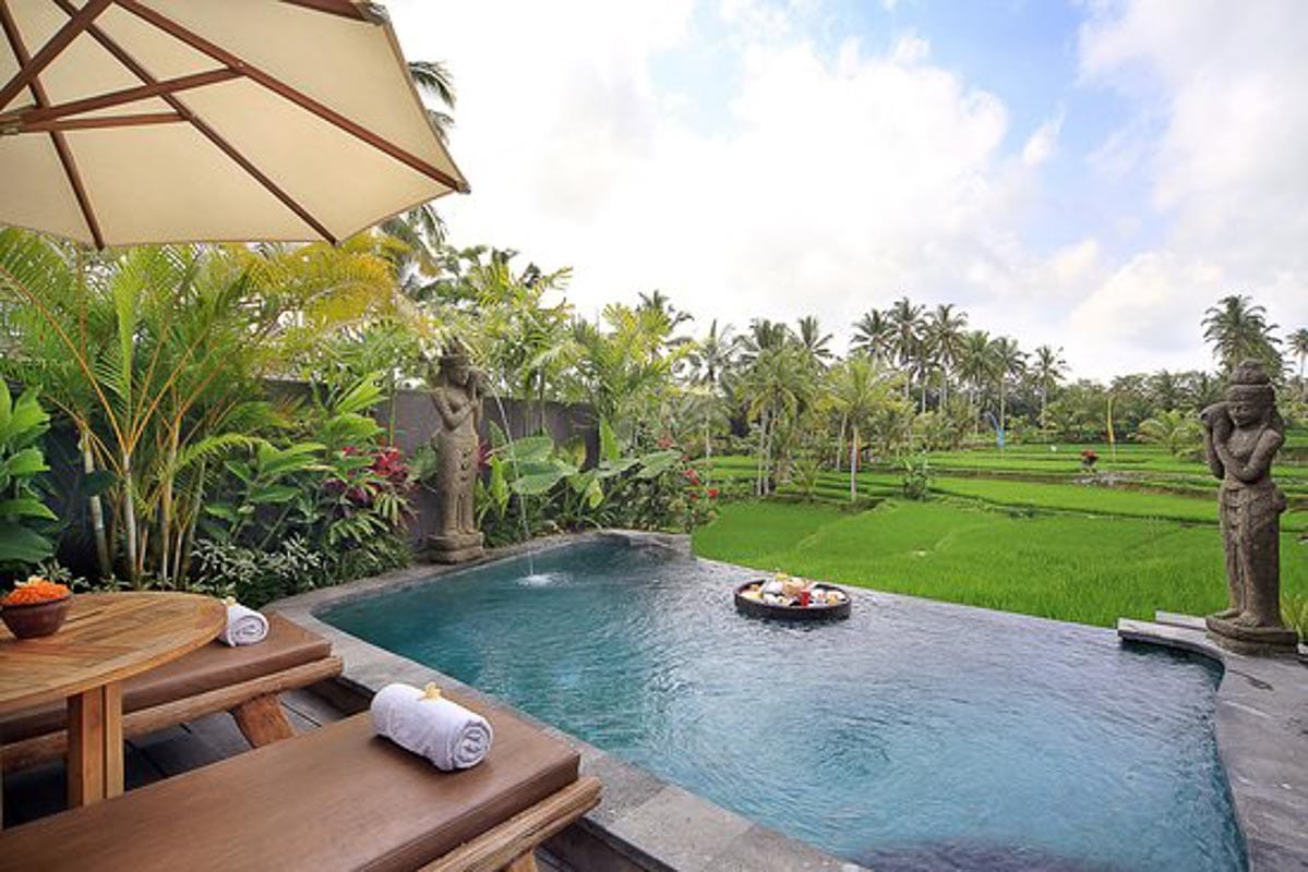 Indonesia - Bali - Ubud -Madani Villas a great option for where to stay in bali