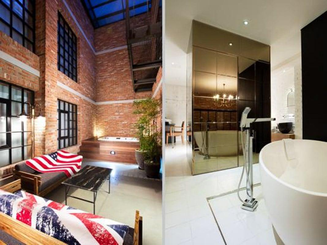 boutique hotel loft seoul 1