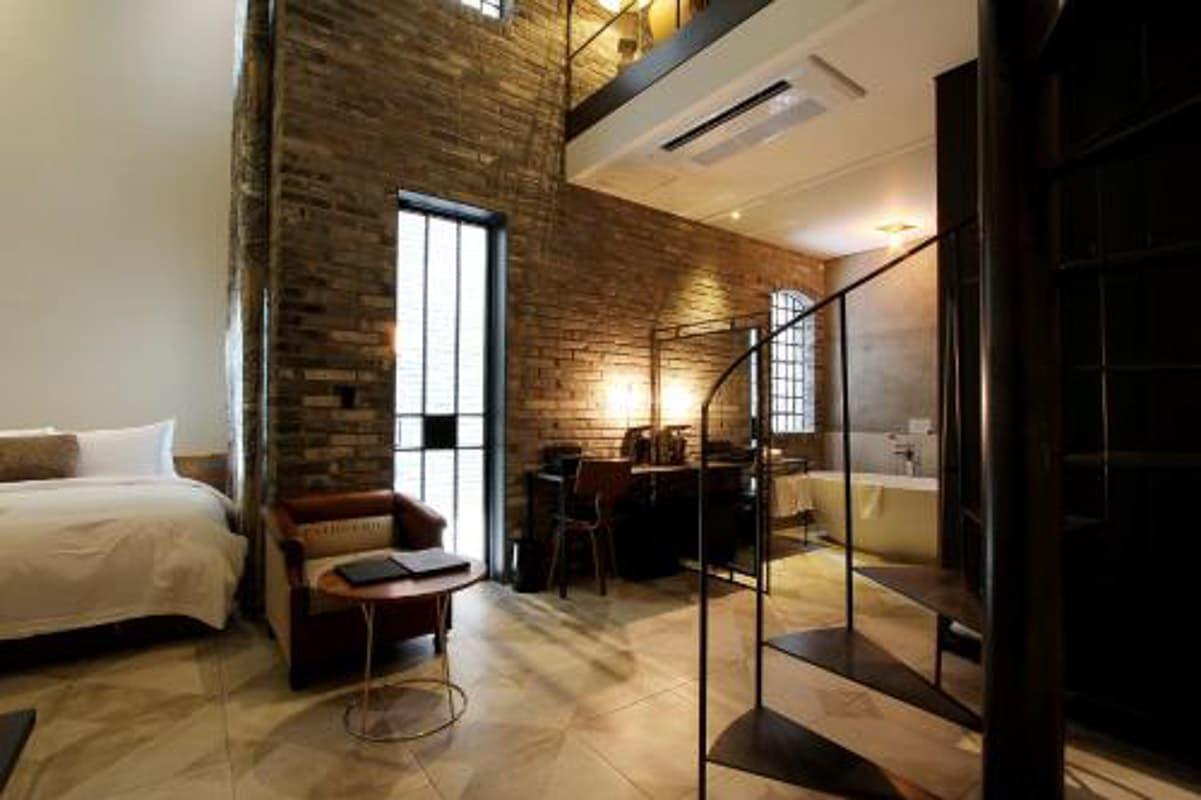 boutique hotel loft seoul 2
