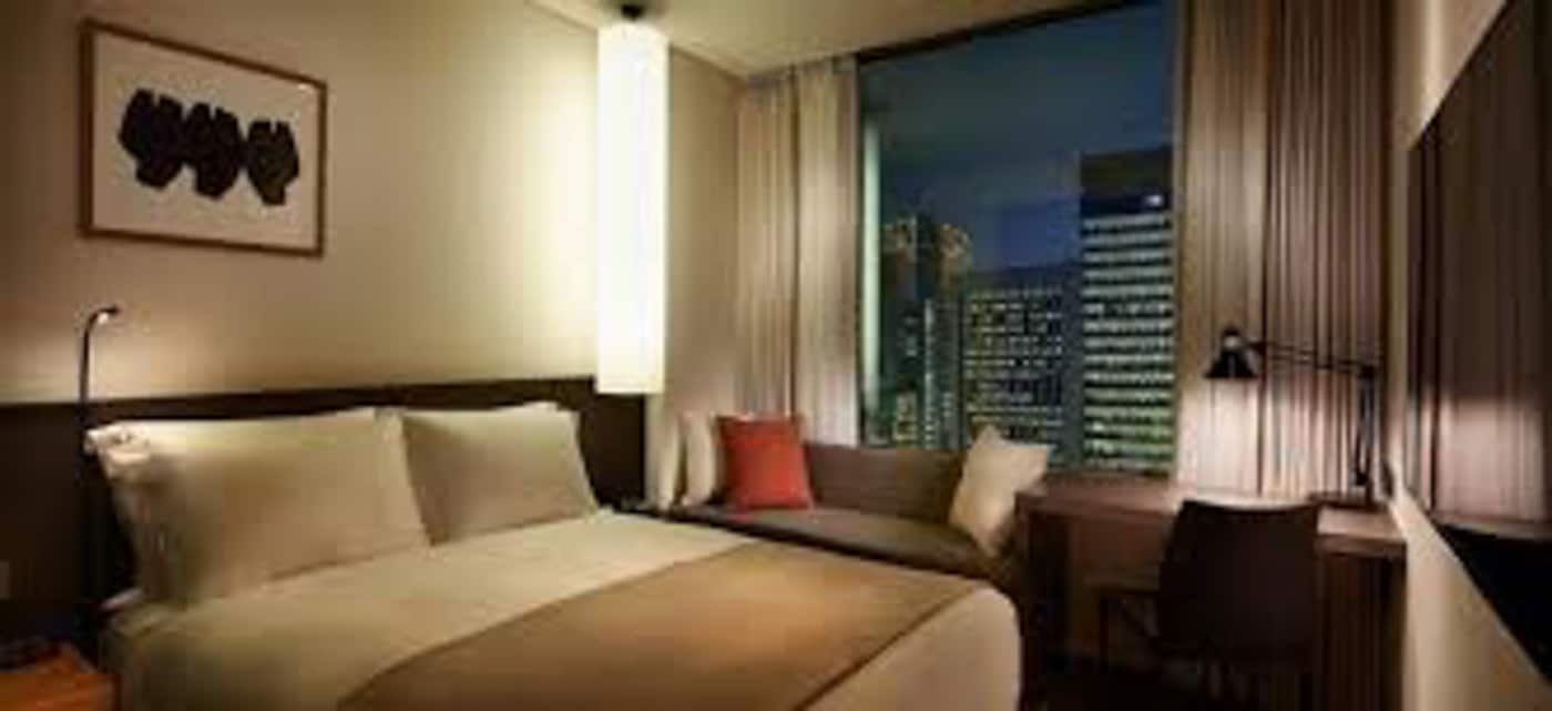 shilla stay hotel seoul room